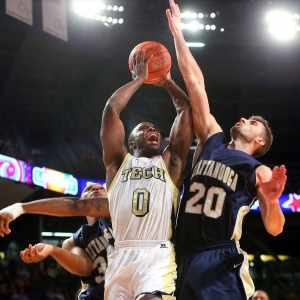 Georgia Tech guard Mfon Udofia