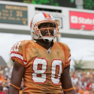 Michael Clayton of the Tampa Bay Buccaneers.