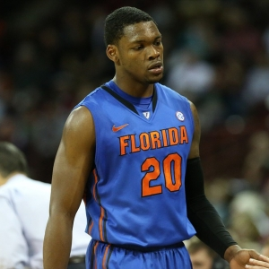 Florida Gators guard Michael Frazier II