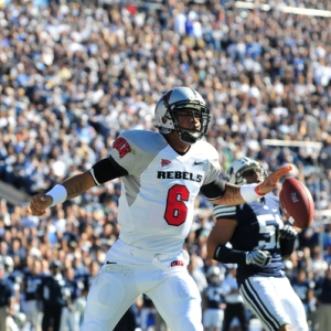 Mike Clausen, QB of UNLV