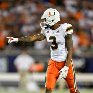 Mike Harley Miami Hurricanes