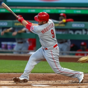 mike moustakas cincinnati reds