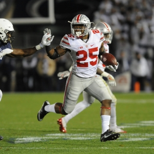 Mike Weber Ohio State Buckeyes