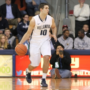 Villanova Wildcats guard Mislav Brzoja