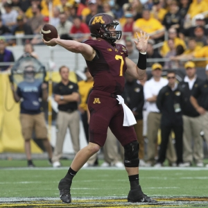 Mitch Leidner Minnesota Golden Gophers