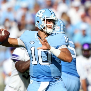 Mitch Trubisky North Carolina Tar Heels