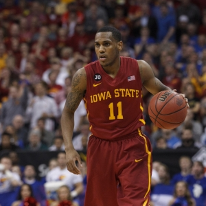 Iowa State Cyclones guard Monte Morris
