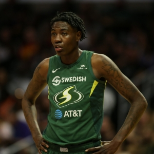 Natasha Howard Seattle Storm