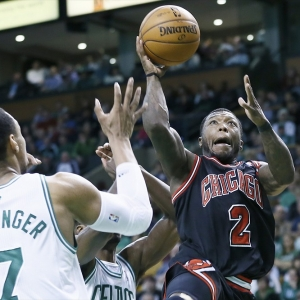 Chicago Bulls point guard Nate Robinson