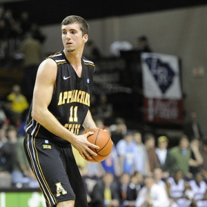 Nathan Healy Forward Appalachian State University