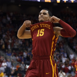 Iowa State Cyclones guard Naz Long