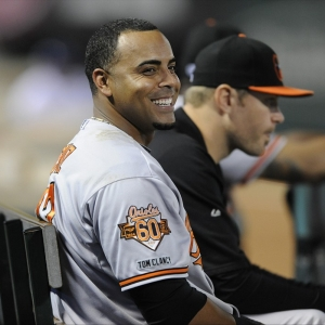 Nelson Cruz Baltimore Orioles