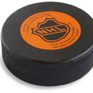 NHL Hockey Puck.