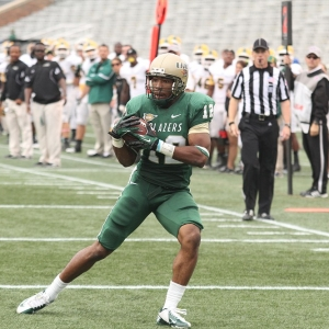 UAB wide receiver Nick Adams