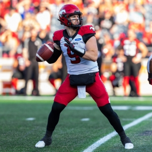 Nick Arbuckle Calgary Stampeders