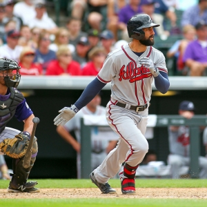 Nick Markakis Atlanta Braves