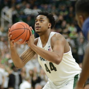 Nick Ward Michigan State Spartans