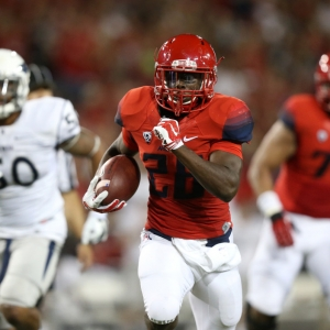 Nick Wilson Arizona Wildcats
