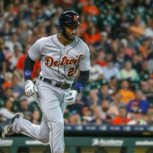 Niko Goodrum Detroit Tigers