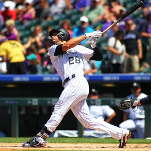 Nolan Arenado Colorado Rockies
