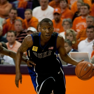 Duke guard Nolan Smith