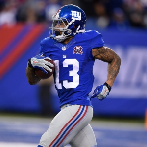 New York Giants wide receiver Odell Beckham