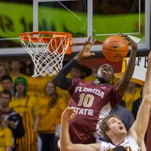 Florida State Seminoles Forward Okaro White