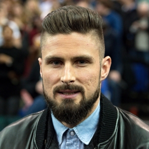 Olivier Giroud of France Soccer