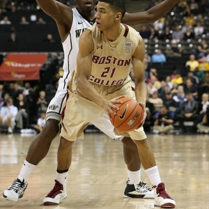 Boston College Eagles guard Olivier Hanlan