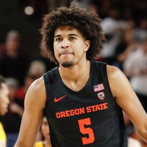 Oregon State Beavers Ethan Thompson