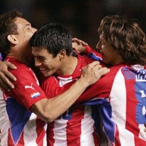 paraguay soccer