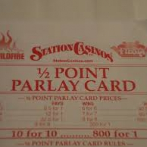 graphic regarding Free Printable Football Parlay Cards identify What Is A Parlay Card and How Does It Relate in direction of Sports activities