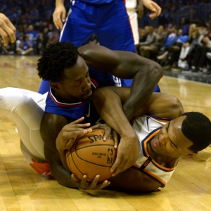 Los Angeles Clippers guard Patrick Beverley