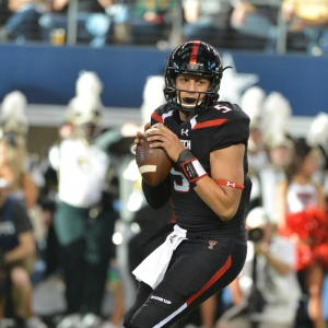 Patrick Mahomes Texas Tech Red Raiders