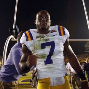 Patrick Peterson, formerly of the LSU Tigers