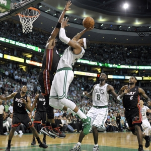 Boston Celtics forward Paul Pierce