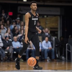 Xavier Musketeers guard Paul Scruggs