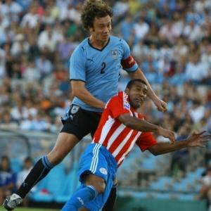 Paraguay's Paulo Da Silva