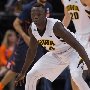 Peter Jok Iowa Hawkeyes