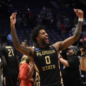 Florida State Seminoles forward Phil Cofer