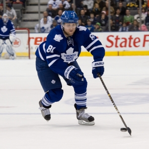 Toronto Maple Leafs right wing Phil Kessel
