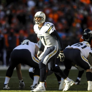 San Diego Chargers quarterback Phillip Rivers