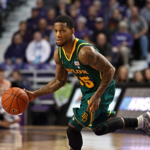 Baylor Bears guard Pierre Jackson
