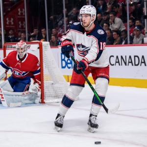 Pierre-Luc Dubois Columbus Blue Jackets