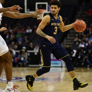 Prentiss Hubb Notre Dame Fighting Irish