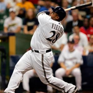 prince fielder milwuakee brewers