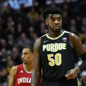 Purdue Boilermakers Trevion Williams