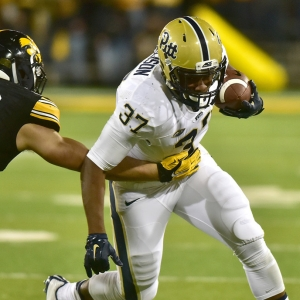Qadree Ollison Pittsburgh Panthers