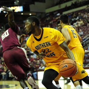 Quinton Campbell Southern Miss Golden Eagles