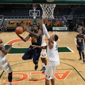 LaSalle University guard Ramon Galloway